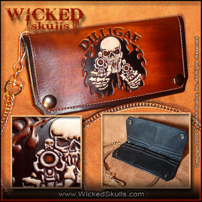 Wicked Biker Leather