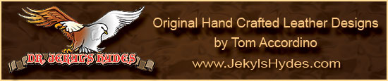 Dr Jekyls Hydes - Hand Crafted Leather