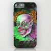 Evil Demon Clown by Spano iPhone 6 Case