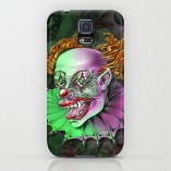 Evil Demon Clown by Spano Galaxy S5 Case