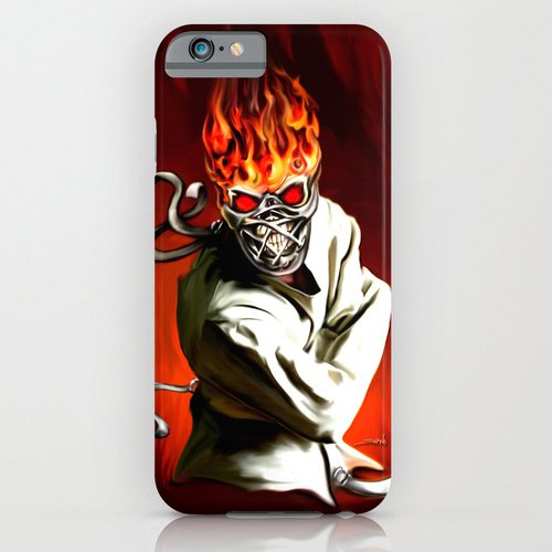 Wicked Insanity by Spano iPhone 6 Case