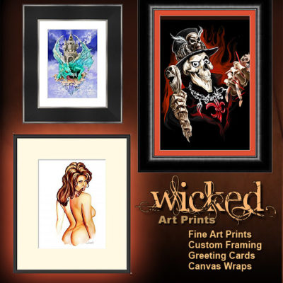 Wicked Prints