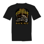 Bad Attitude - Back Off