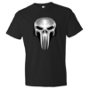 Evil Skull Designs. Punisher Skull
