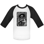 Day of the Dead Mexican Gunfighter