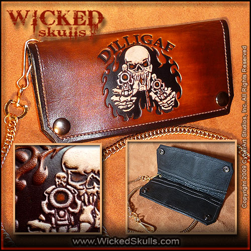Wicked Biker Leather - Hand Made by Dr. Jekyls Hydes